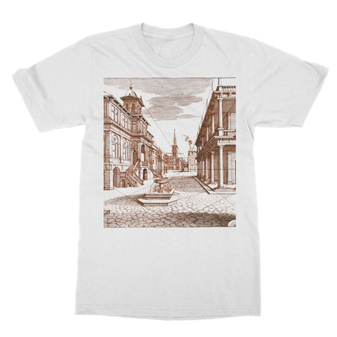 Architecture Old Europe City T-Shirt
