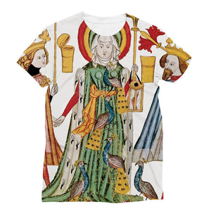 Medieval Mythology Sublimation T-Shirt