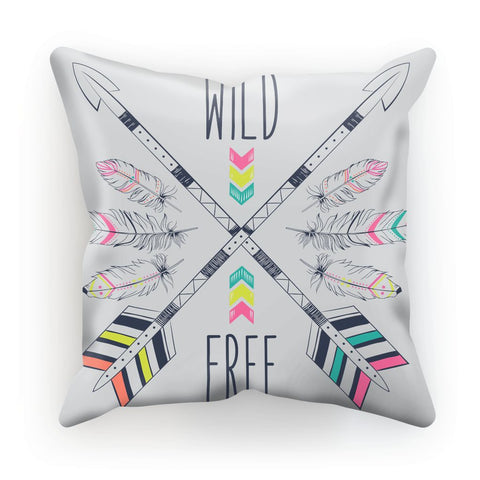 Wild and Free Cushion