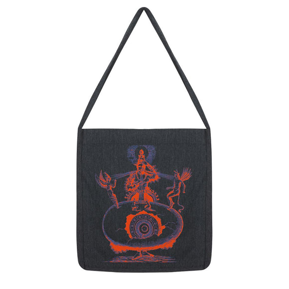 Hindu World Egg Tote Bag