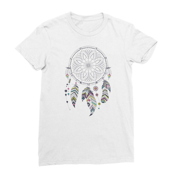 Dreamcatcher Women's Fine Jersey T-Shirt