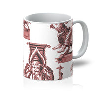 Budhism and Hinduism Gods Mug