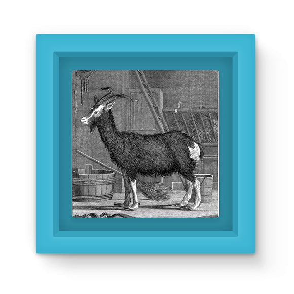 Billy Goat Magnet Frame