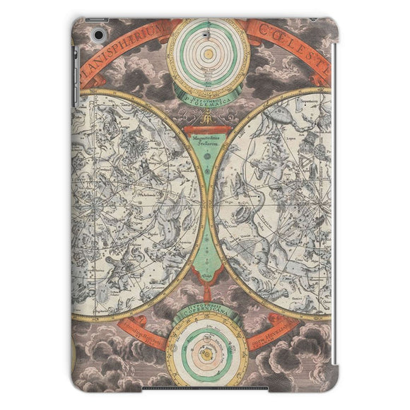 Planisphere Norimbergensis Astrology Map Tablet Case