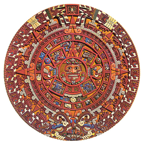 The Mayan calendar, Download file 2259 x 2234 Pixel for your design project