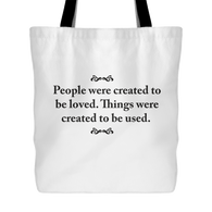 Tote Bag Creation