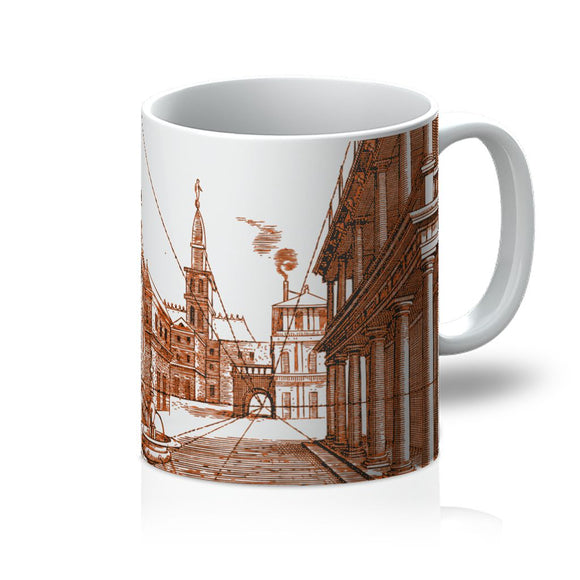 Architecture Old Europe City Mug