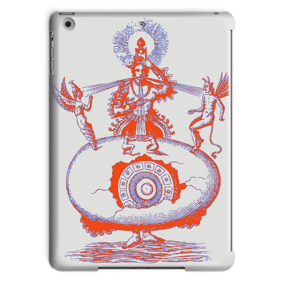 Hindu World Egg Tablet Case