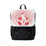 Magic Girl Casual Shoulder Backpack