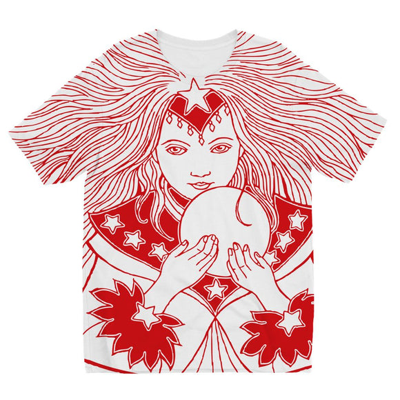 Magic Girl Kids' Sublimation T-Shirt