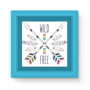 Wild and Free Magnet Frame