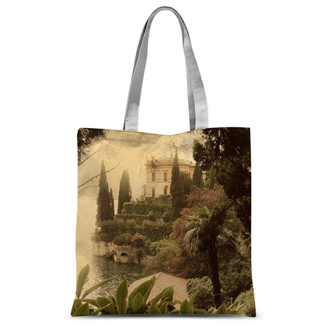 Menaggio Sublimation Tote Bag