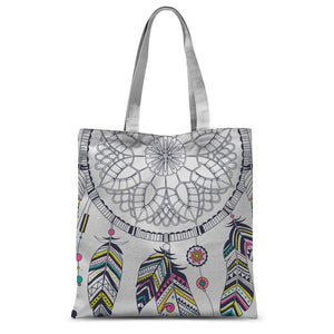 Dreamcatcher Sublimation Tote Bag