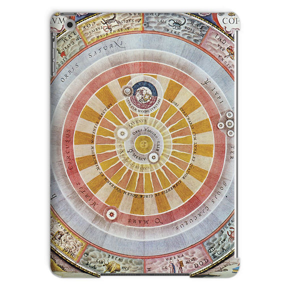 Planisphere Copernica Map Tablet Case