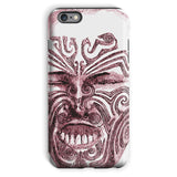 Tattoo Head New Zealand Phone Case