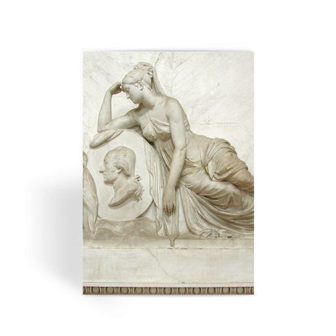 Sculpture Greeting Card