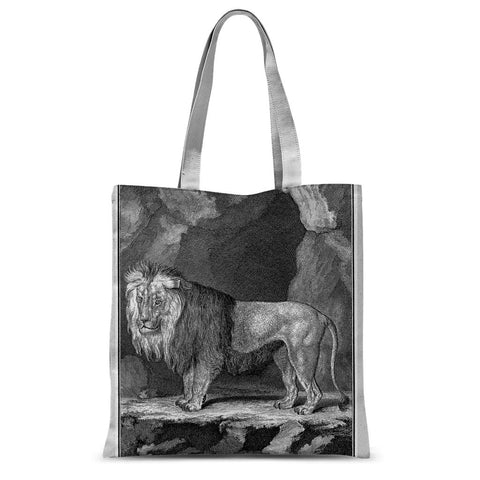 Lion Sublimation Tote Bag