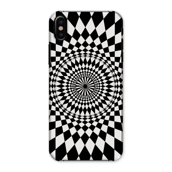 Geometry Design Phone Case