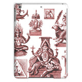 Budhism and Hinduism Gods Tablet Case