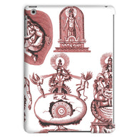 Hinduism and Budhism Gods Tablet Case