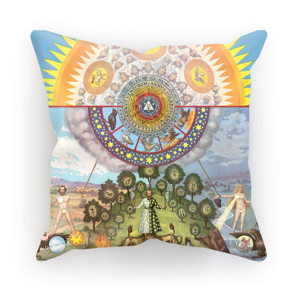 Rosicrucian Cushion