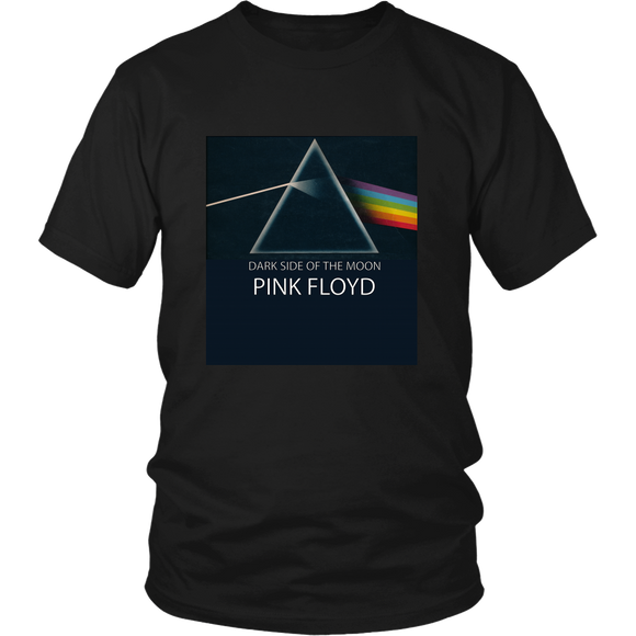 T-Shirt Dark Side of the Moon, Pink Floyd