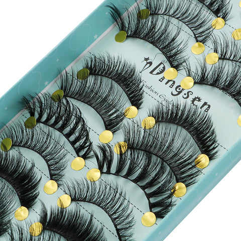 Perfect Assortment of Flirty Lashes.