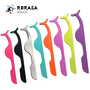 Colorful False Eyelash Tweezers