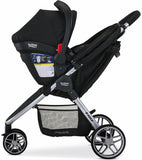 Britax® B-Agile 3 & B-Safe 35 Travel System- Black(自己提货价,不支持邮寄)