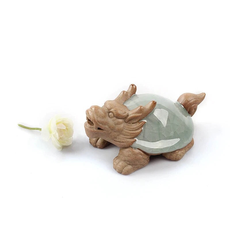 Dragon Turtle Teapet