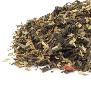Green Tea & Yerba Maté with Lemon 100g