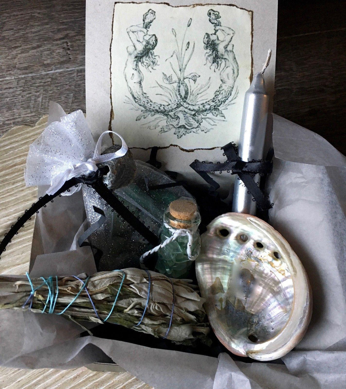 Sea Witch Collection - Ocean Magick Gift Box, Gift Boxes - SugarMuses