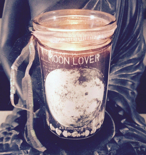 Witches Moon Candle, Candles - SugarMuses
