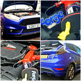 Induction package for the Ford Fiesta ST180