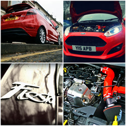 Ford Fiesta Ecoboost Stage 1.5 package