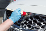 Car detailing brush set