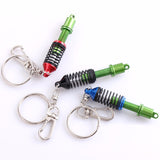 Suspension keyring