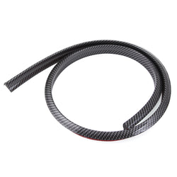 Carbon Fibre effect wheel arch strips