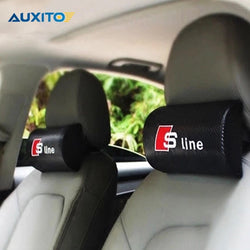 Audi S-line neck supports