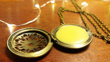 Perfumed Lotion Locket