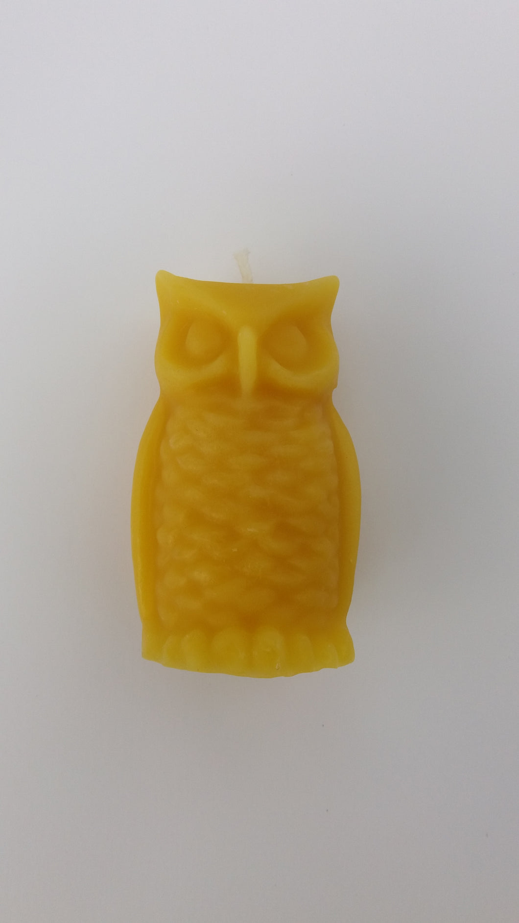 Small Owl Candle