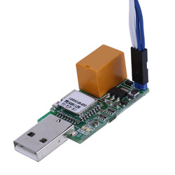 USB WIFI Remote Power Switch - Via iOS/Android App - hashrate.co.za