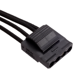 Corsair Modular Molex Cable, Type 4, Black