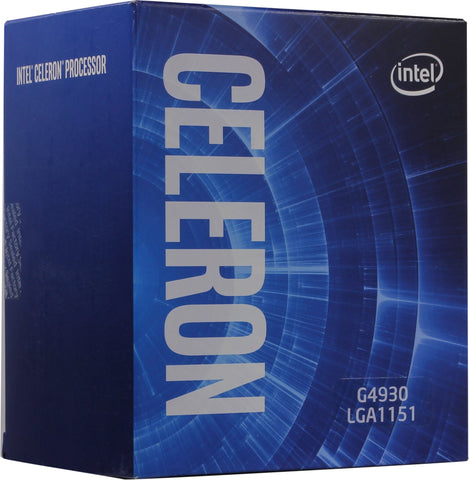Intel Celeron CPU G4930 3.20 GHz
