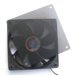 PVC Mesh Dust Filter for 120mm Fans - 10 Pack
