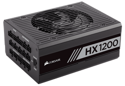 Corsair HX1200 Fully Modular Platinum Power Supply
