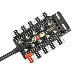 Fan Expansion Hub - MOLEX to 10 x 4Pin PWM