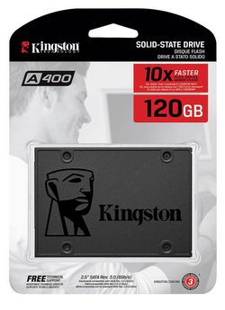 Kingston A400 120GB SSD - hashrate.co.za