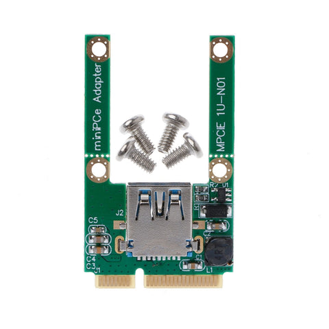 Mini PCIE to USB 3.0 Adapter - hashrate.co.za