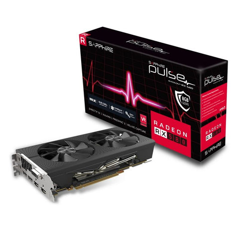 REFURBISHED SAPPHIRE Radeon RX 580 Pulse Edition 8G OC - hashrate.co.za